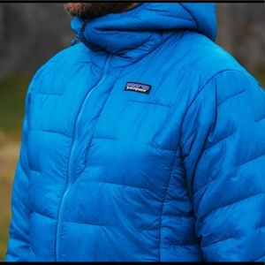 PATAGONIA | Men's Hooded Puffer Jacket Size XS